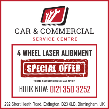 Laser Alignment Special Offer